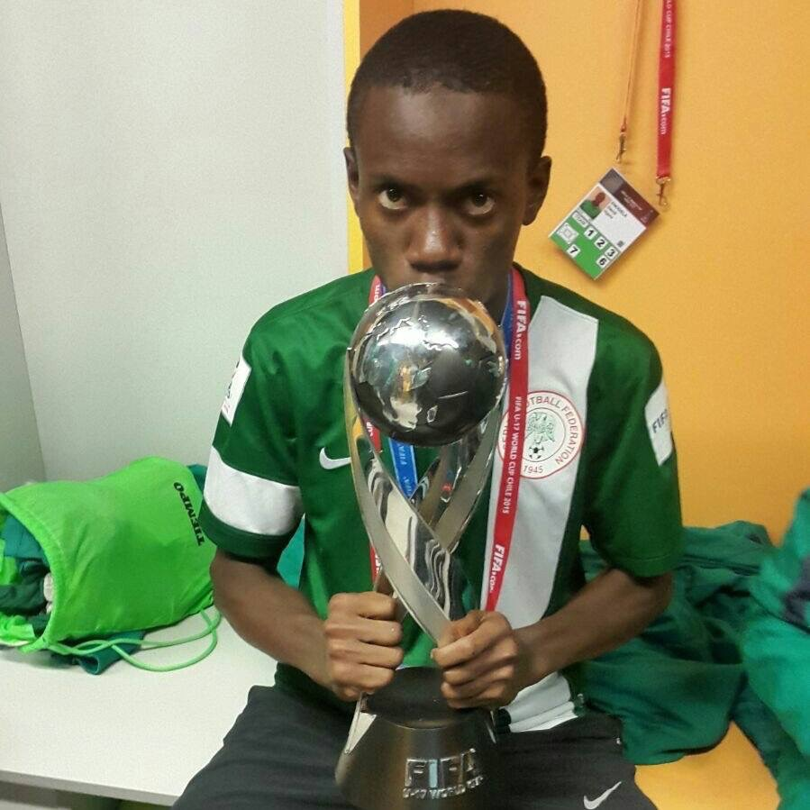 Nigeria U20 Defender Lukman Zakari Rated Among Top 20 Upcoming Defenders In The World