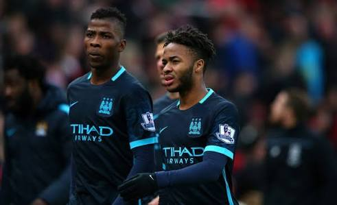 EPL Legend Owen Says, Only Guardiola Can Explain Why He Keeps Picking Sterling Ahead Of Iheanacho