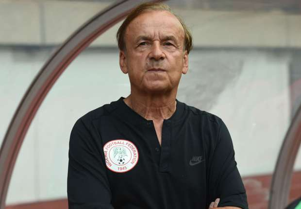 We Will Win Our Next Five Matches, Rohr Assures Fans Of Super Eagles